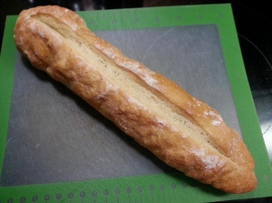 French Bread Effort #1
